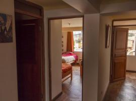 Casa de Audoine, Cuzco