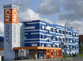 Hotel Citymaxx, Rostock