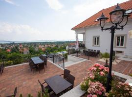 Zenit Hotel Vendégház, Vonyarcvashegy