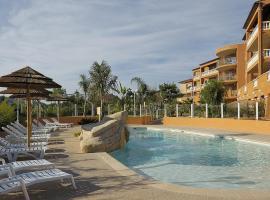 Appart Hotel Lou Castelet, Carros