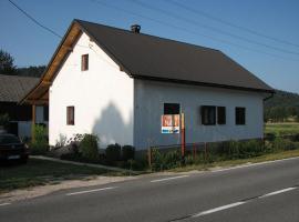 House Nada, Donji Babin Potok