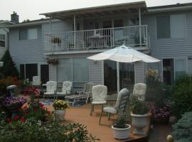 Ocean Walk Bed and Breakfast, Nanaimo