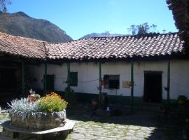 Hacienda la Esperanza, El Cocuy