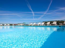 Inter-Hotel Sea Side Park, Villeneuve-Loubet