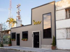 Hello Hostel Design, Pelotas
