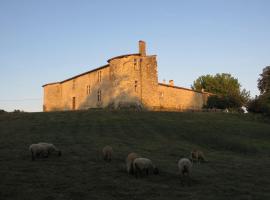 Le Château De Sauros, Bazas