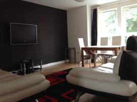Bellway Commonwealth Apartment, Glasgow