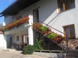 Apartments Wojcicky, Bovec