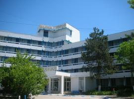 Hotel Topaz, Cap Aurora