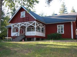 Villa Pitkäjärvi, Peipohja