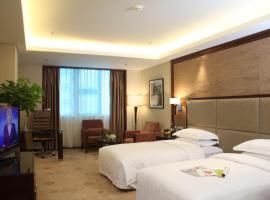 Beijing Xinjiang Mansion Hotel, Beijing