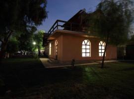 Casa Victoria, Nufăru