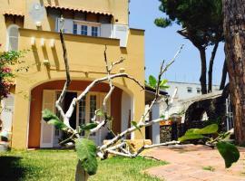 Villa Ariosetto, Ischia