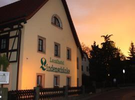 Landhotel Lindenschänke, Rockau
