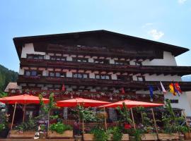 Hotel Basur, Flirsch