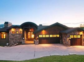 Abode in the Clouds, Homes at Park City, Park City