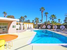 The Rat Pack House as Seen on TV House Hunters Show, Palm Springs
