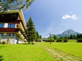 Dom horskej služby, Terchová