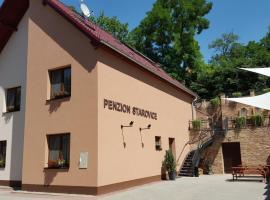Penzion Starovice, Starovice