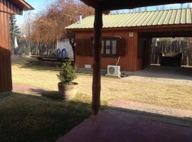 Cabañas Viña Aliwen, Vistalba
