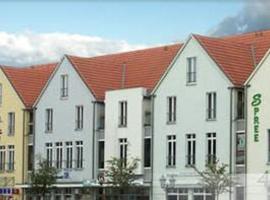 Hotel Stadt Spremberg, Spremberg