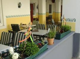Gasthof zum Goldenen Pflug, Amstetten