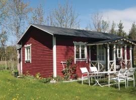Two-Bedroom Holiday home Sanda 07, Klintehamn