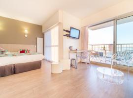 Hotel Spa Thalasstonic, Roscoff