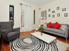 Luxury Three Bedroom Apartment, Hoboken