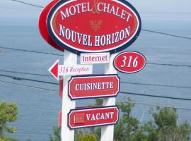 Motel Nouvel Horizon, Perce