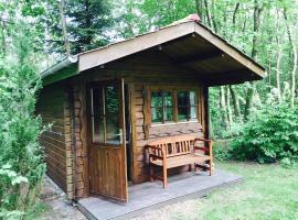 Krogager Primitiv Camping, Ansager