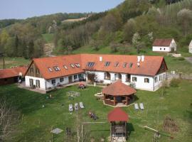 Kürbishof Gartner & Ferienhäuser im Weingarten, Fehring
