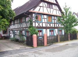 Pension Zur Sonne Wittenweier, Schwanau