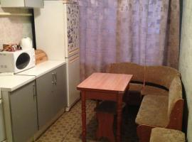 Apartment on Bobruiskaya, Moscow
