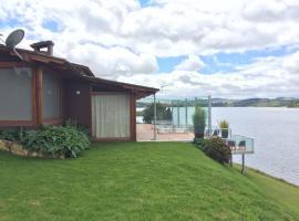 Naqua-Casa Los Olivos, Pantano Redondo