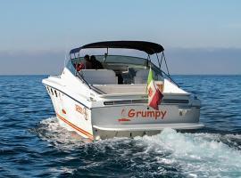 Grumpy Boat, Portofino