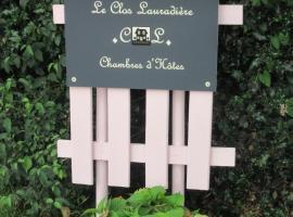 Le Clos Lauradière, Cormeilles