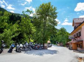 Guest House Gostišče Gačnk V Logu, Cerknas