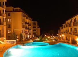Private Apartment in The Cliff Resort, Obzor