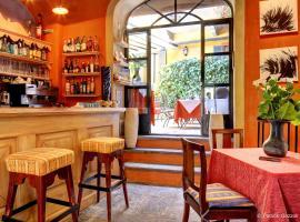 Hotel Il Cortile, Cannero Riviera