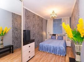 Apartment Moskovskaya 49 City Center, Yekaterinburg