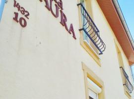 Vila Aura, Nagymegyer