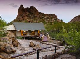 Erongo Wilderness Lodge, Omaruru