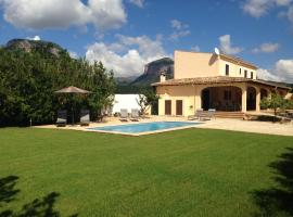 Camproig Holiday Home, Alaró