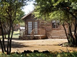 Bains Chalet Park, Bloemfontein