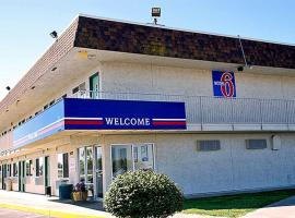 Motel 6 Moses Lake, 모세스레이크