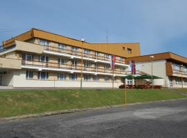 Hotel Baník, Nitrianske Rudno