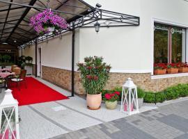 Pokoje Hotelowe Figaro, Płock