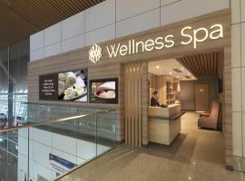 Plaza Premium Lounge (Wellness Spa-KLIA) – Private Suite, Sepang