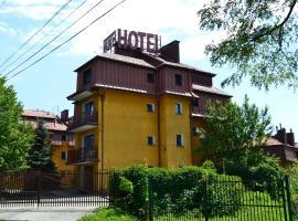 Hotel Krystyna, Krakow